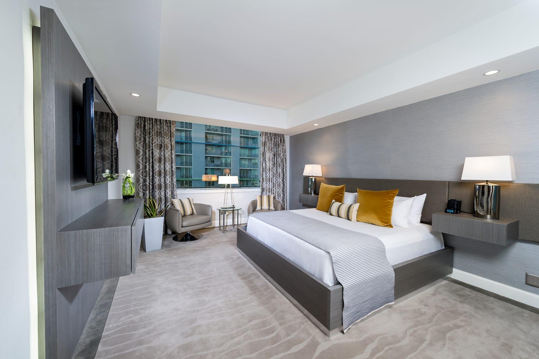 Intercontinental Hotel   Room 1   Miami, FL   Hospitality   Interior Designers
