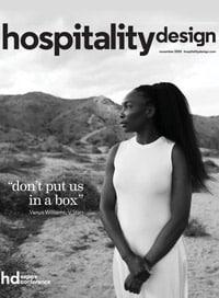 Hospitality Design November 2020