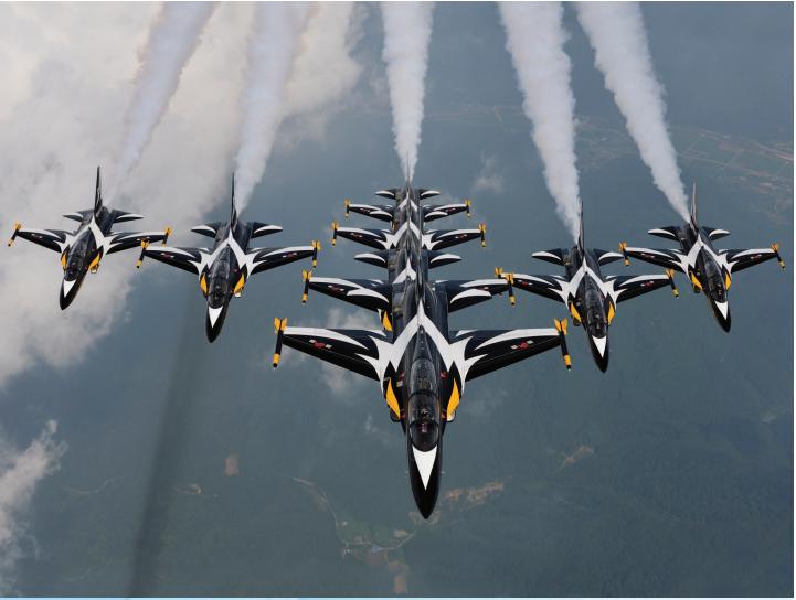 AFP-20 T50 aircraft