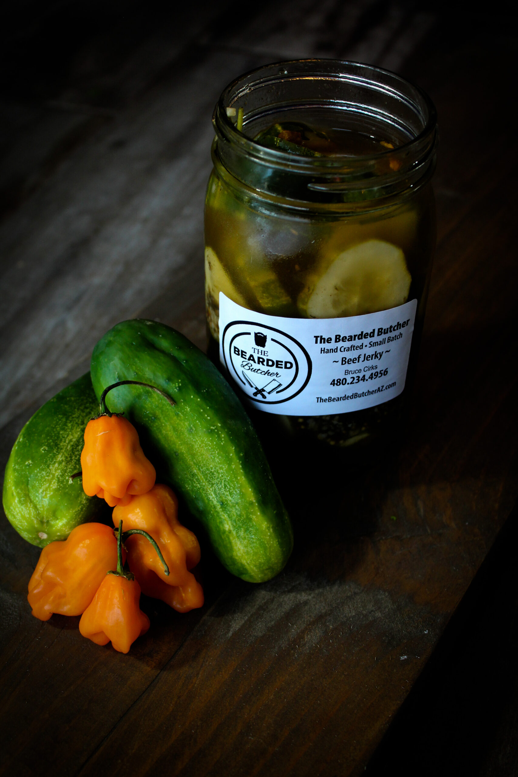 Cayenne Pickles