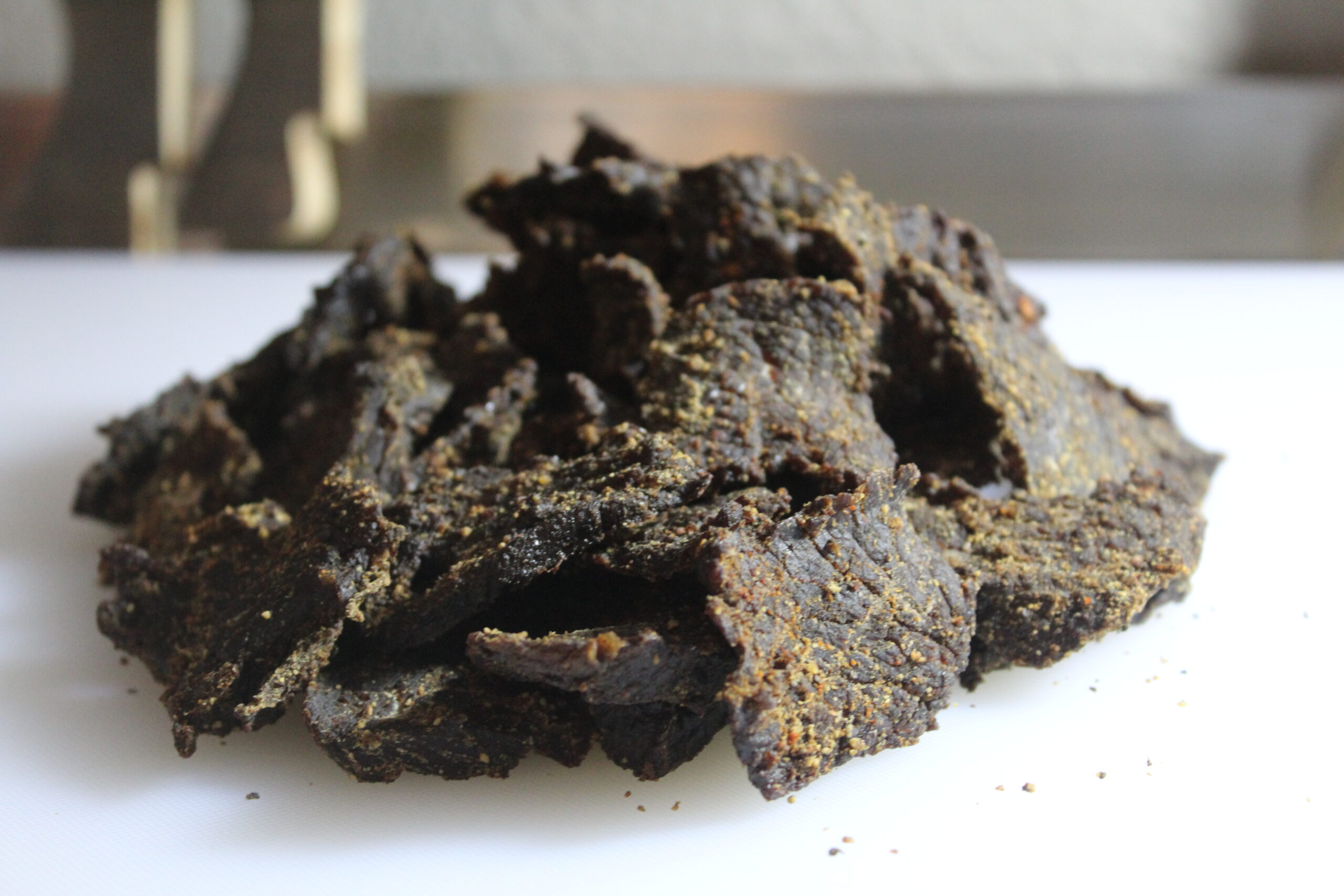 Hatch Green Chile Jerky