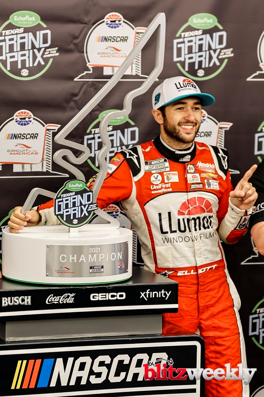AUSTIN, TX - MAY 23: during the Inaugural EchoPark Automotive Texas Grand Prix on May 23, 2021 at the Circuit of The Americas in Austin, Texas. (Photo by Matthew Pearce/Icon Sportswire)