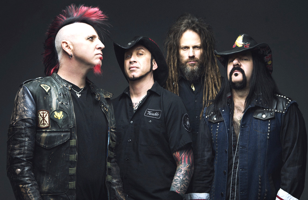 Hellyeah's new album display's the band's focus beyond its partying roots. Photo Courtesy: Alan Sculley
