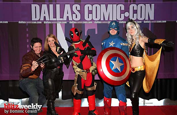 Comic fans and cosplayers gathered for Fan Days 2015. Photo Courtesy: Dominic Ceraldi