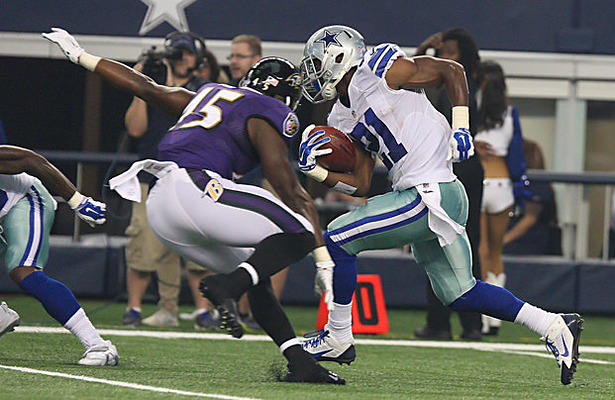 Are the Cowboys playing with fire in regards to Joseph Randle? Photo Courtesy: Michael Kolch