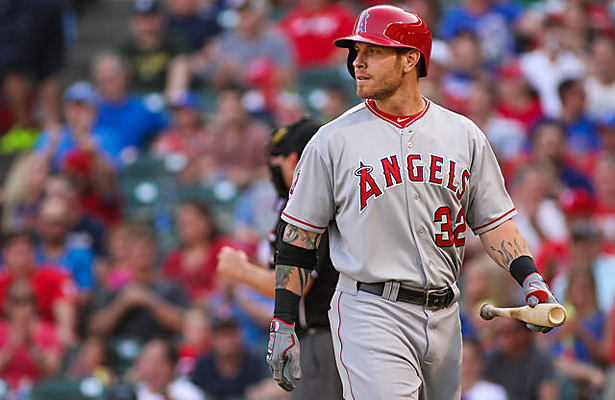 With another month added to Josh Hamilton's return the Angels are paying for damaged goods. Photo Courtesy: Darryl Briggs