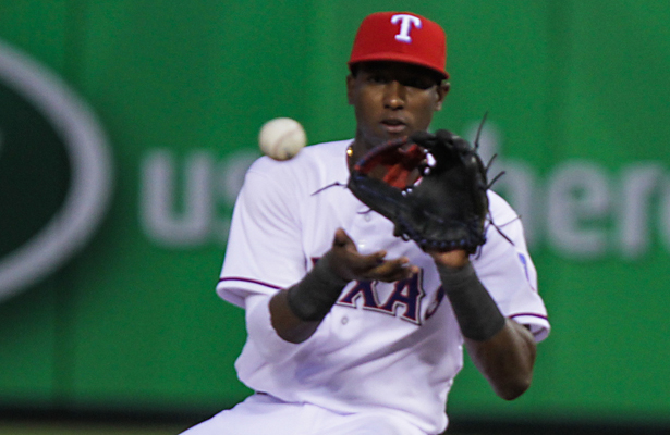 Time will only tell if Jurickson Profar will be an impact player for the Texas Rangers. Photo Courtesy: Darryl Briggs