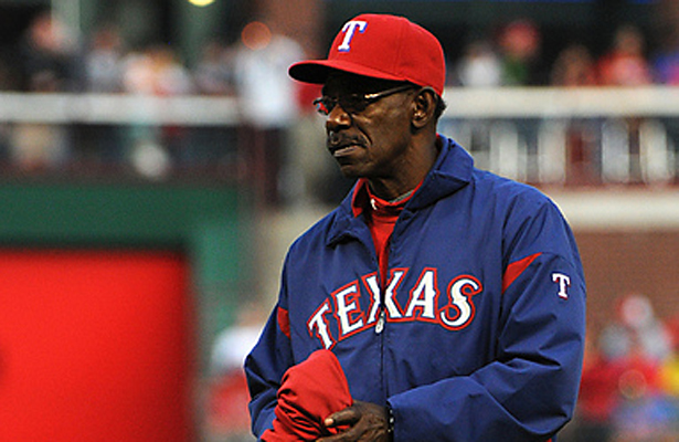 Former Texas Rangers skipper Ron Washington wants back in the game. Does the game want him back? Photo Courtesy: Joseph Dowling