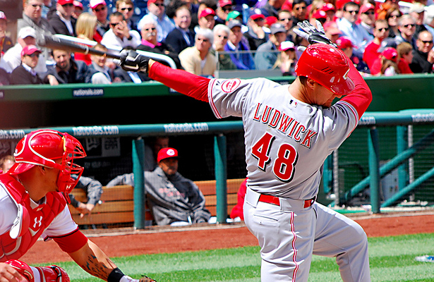 If Ryan Ludwick makes the team this season his career will have come full circle. Photo Courtesy: Chris Staley