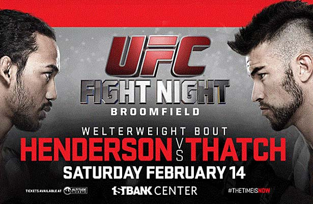 Benson Henderson is already a household name, who else will step up on this card?