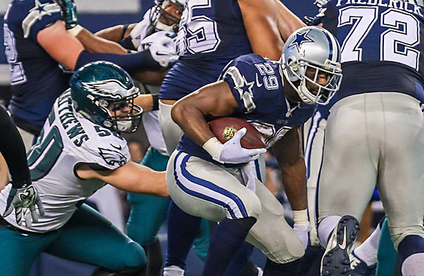 The Cowboys lost DeMarco Murray to the Eagles, but just signed Darren McFadden. Photo Courtesy: Darryl Briggs