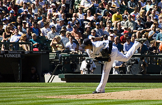 Will King Felix and the Mariners when the AL West this season? Photo Courtesy: dslrnovice