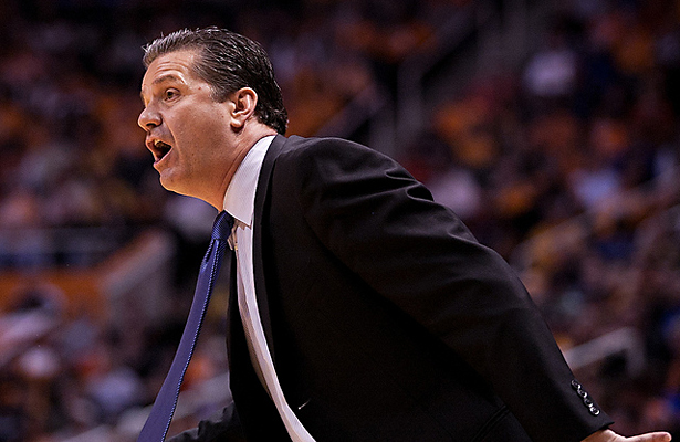 John Calipari has the Kentucky Wildcats on a mission. Photo Courtesy: Tennessee Journalist