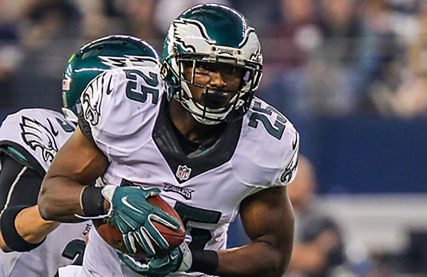 Will LeSean McCoy be a difference maker in Buffalo? Photo Courtesy: Darryl Briggs