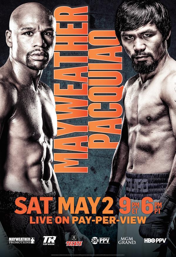 May vs Pac 7