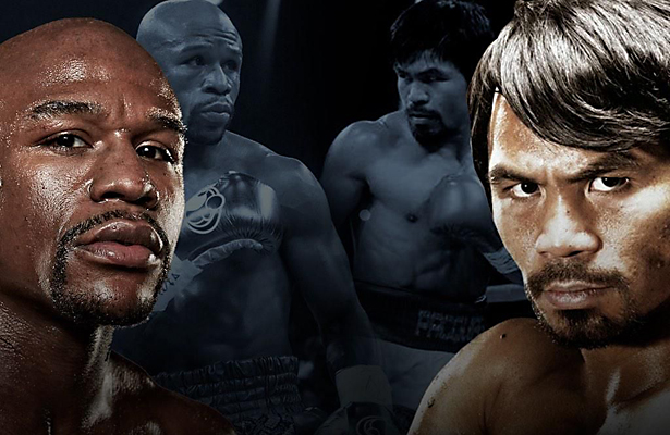Where will you be for the Mayweather vs. Pacquiao fight?