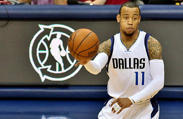 With Monta Ellis out with injury, Mavericks fans will see a lot more of Chandler Parsons and Rajon Rondo. Photo Courtesy: Dominic Ceraldi
