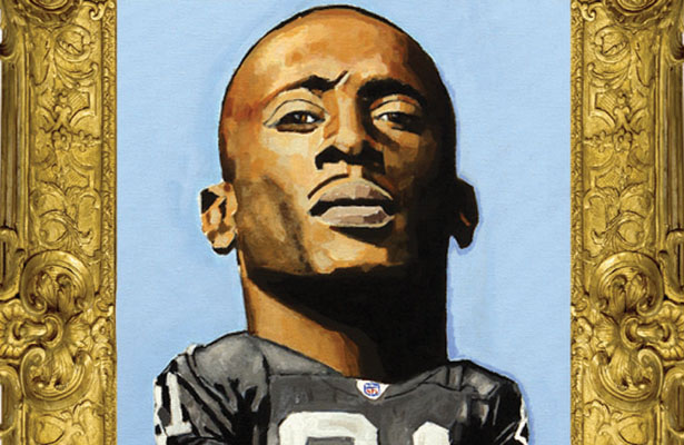 It will be easy to spot Tim Brown at Texas Revolution games this spring.