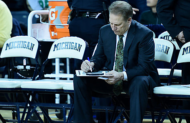Tom Izzo and the Michigan State Spartans continue to dance in the tournament. Photo Courtesy: MGoBlog