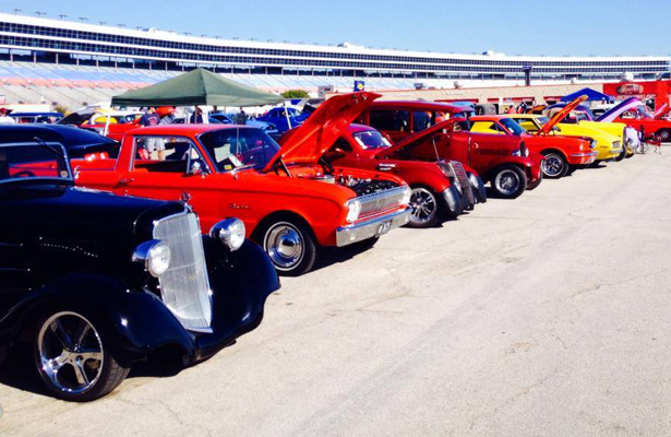 Go ahead and mark your calendars for an awesome weekend of greatness. Photo Courtesy: Goodguys Rod & Custom Association