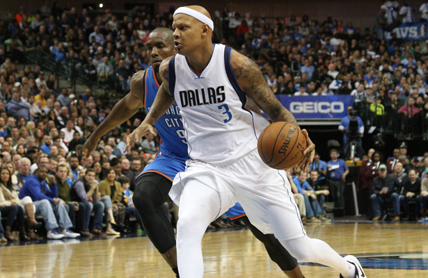 This week we should see plenty of Charlie Villanueva as he gears up for his first playoff appearance in over 10 seasons. Photo Courtesy: Michael Kolch