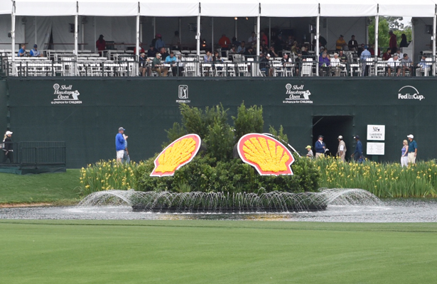 J.B. Holmes did just enough at the Shell Houston Open and was enough to get him into a playoff, which he won. Photo Courtesy: Bruce Chandler