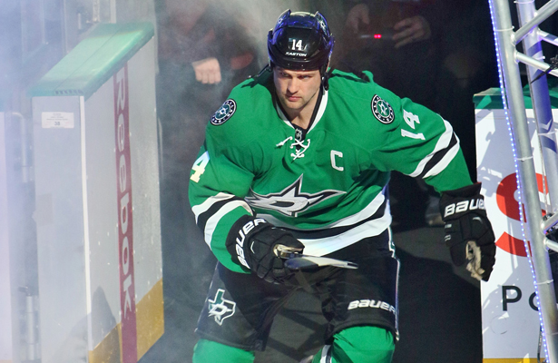 The Dallas Stars injury carousel continues, next one up? Oh no…not the captain. Photo Courtesy: Dominic Ceraldi