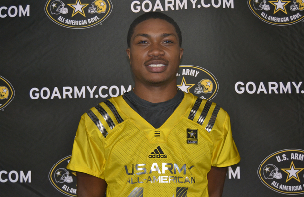 Jerrod Heard could be the new helmsman under center at the start of the new season. Photo Courtesy: GoArmyPhotos