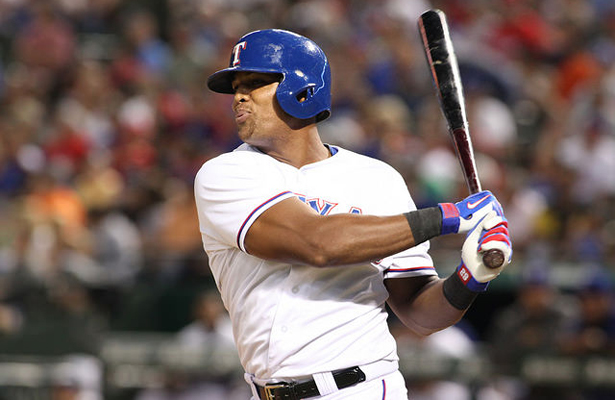 Kudos to Adrian Beltre for stepping up to the plate and backing up his words. Photo Courtesy: Dominic Ceraldi