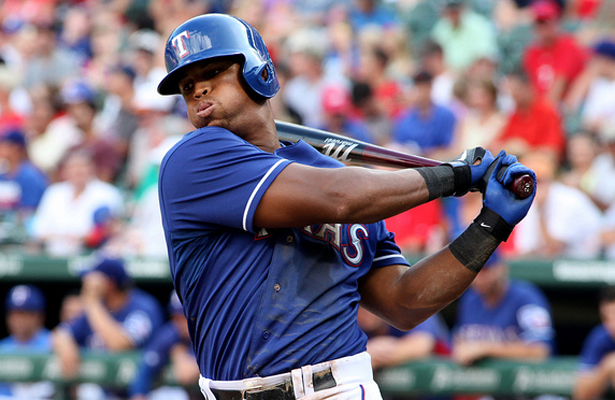 Adrian Beltre joined the 400 HR Club and bolstered his HOF bid. Photo Courtesy: Dominic Ceraldi