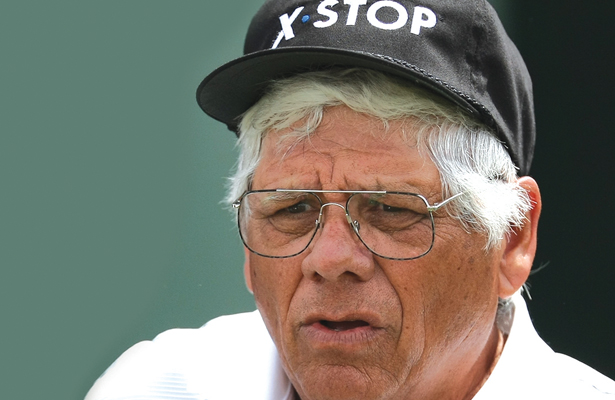 Lee Trevino is one of only four players to twice win the U.S. Open, The Open Championship and the PGA Championship. Photo Courtesy: Keith Allison
