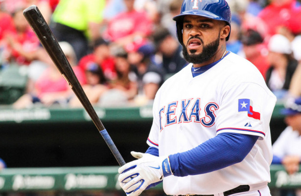 Prince and the Rangers finishing a winning month of May.