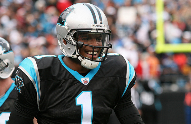 Cam Newton has cashed in on his on field performance with a hefty contract. Photo Courtesy: Parker Anderson