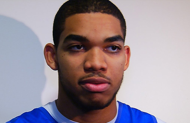 The Timberwolves selected the 6-foot-11 freshman sensation out of Kentucky with the No. 1 overall pick. Can Towns live up to the hype? Photo Courtesy: YouTube