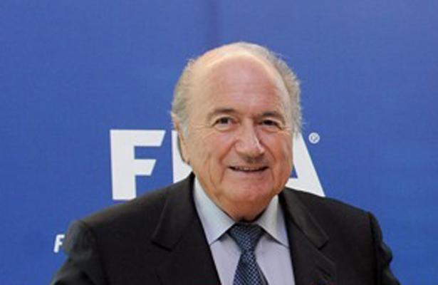 Sepp Blatter announced his resignation Tuesday afternoon. Photo Courtesy: Bjørn Heidenstrøm