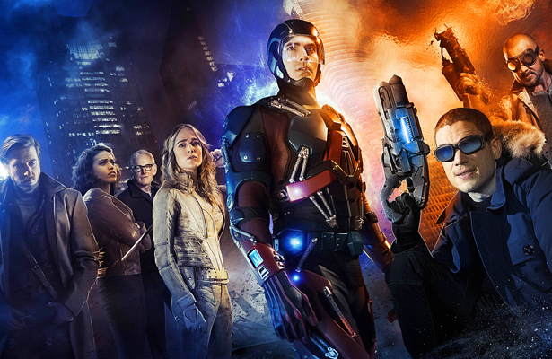 The upcoming series, Legends of Tomorrow is a spin-off from Arrow and The Flash, and exists in the same fictional universe. Photo Courtesy: The CW