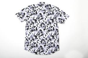 Bali Print Shirt