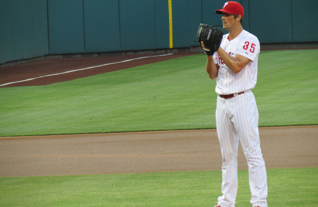 Cole Hamels is an ace that the Rangers are hoping can help them win right away Photo Courtesy: Ksebruce