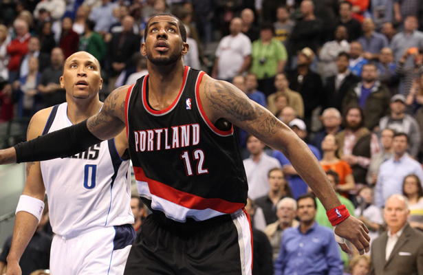 LaMarcus Aldridge passed on several teams and signed with the San Antonio Spurs in hope for an NBA title. Photo Courtesy: Dominic Ceraldi