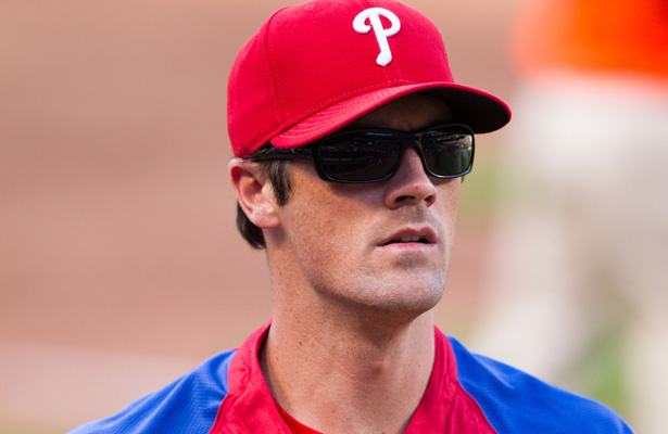 The Rangers acquired Hamels from the Phillies prior to the tradeline. Photo Courtesy: Keith Allison
