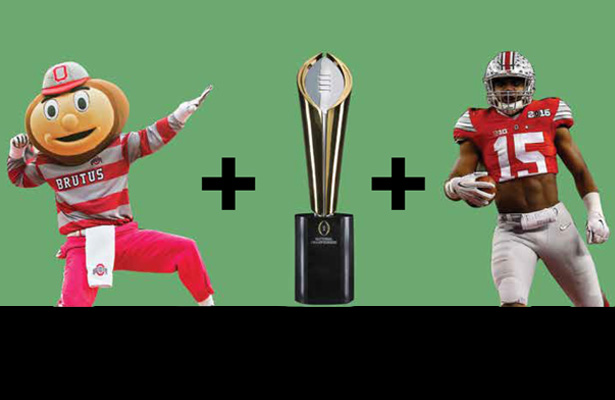 The Buckeyes are poised to repeat as the champions, but will they?