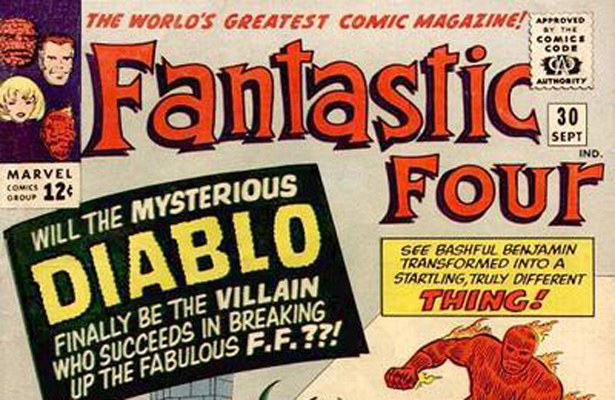 Without merchandising and having their title discontinued by Marvel, has the Fantastic Four seen better days? Photo Courtesy: Mitch Hell