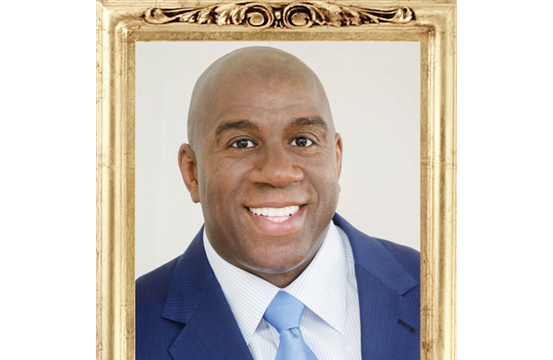 Magic Johnson continues to improve the fan experience for the Dodgers