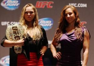 Ronda vs. Miesha