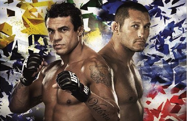 Will the third time be the charm when Belfort and Henderson battle? We'll see...