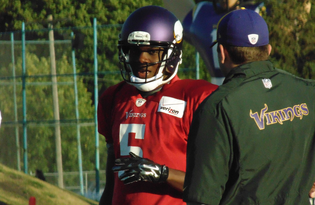 All eyes will be how the Cowboys defense deals with Teddy Bridgewater Photo Courtesy: Kyle Engman