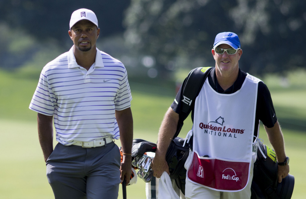 Tiger Woods hosted the Quicken Loans National, but Troy Merritt stole the show by birdieing 11 out of 18 holes on the final day to win the tournament. Photo Courtesy: Keith Allison