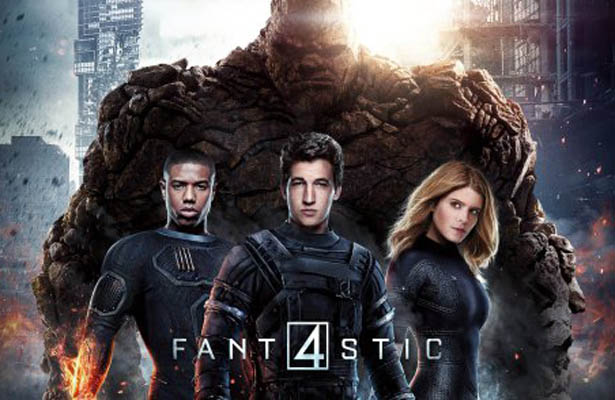 Fantastic Four had a rough go at the U.S. box office opening weekend. Photo Courtesy: 20th Century Fox