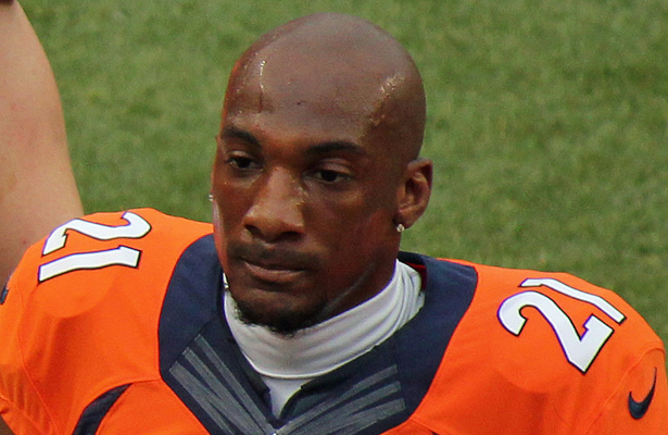 Aqib Talib was the x-factor in the Broncos home opening win over the Ravens. Photo Courtesy: Jeffrey Beall