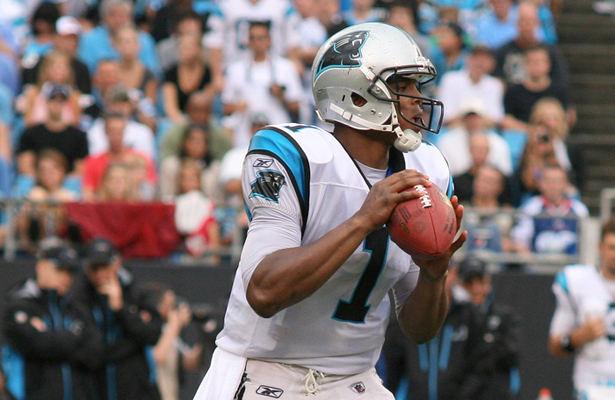 Cam Newton has to perform at a higher level for the Panthers to win the NFC South this season. Photo Courtesy: Parker Anderson